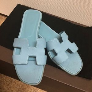 Hermès Oran sandal authentic